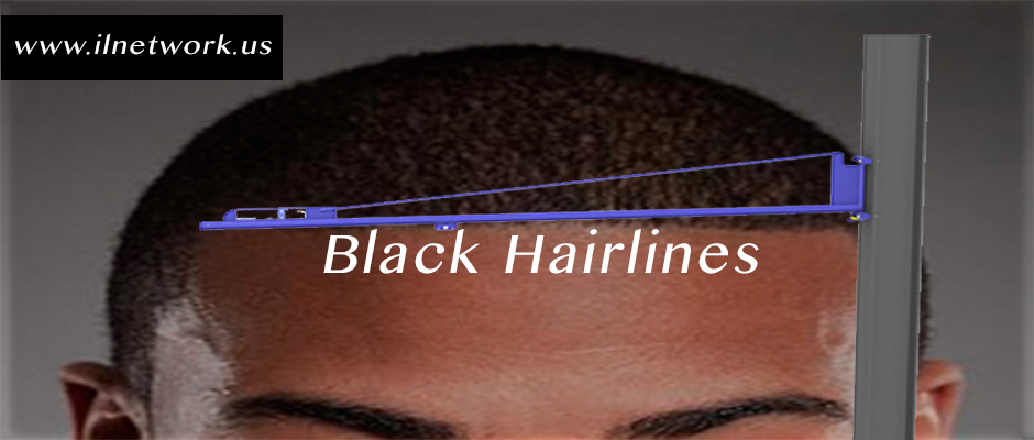 BlackHairlines