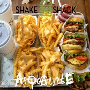 Shake Shack Apocalypse